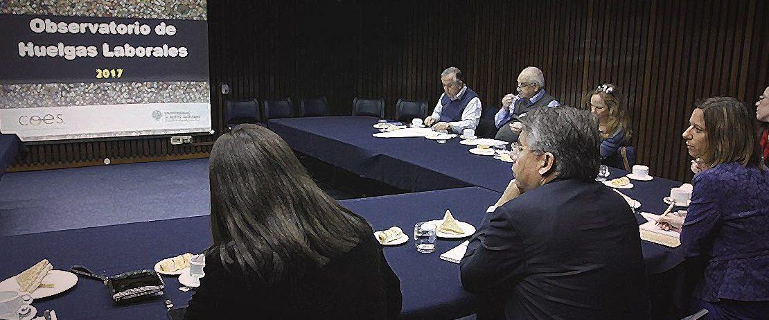 Equipo del OHL presentó principales resultados de su informe ante el Consejo Superior Laboral del Ministerio del Trabajo
